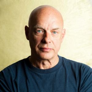 O artista e músico inglês Brian Eno (2012) - Michiko Nakao/Divulgação