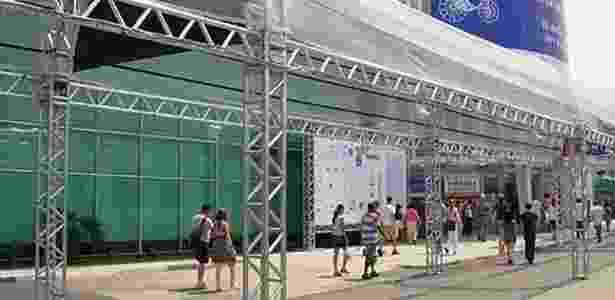 Público encheu o Pavilhão do Anhembi em 2010 e fez recorde: 750.823 visitantes - Claudio Luís de Souza/UOL