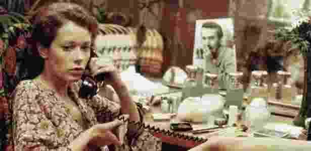 """Sylvia Kristel em cena de """"Emmanuelle"""" (1974), filme de reestreia do """"Cine Privê"""", da Band - Divulgação"""
