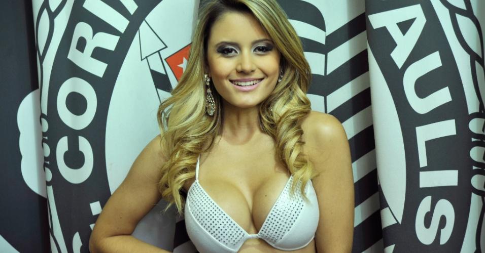 Bruna Tôrres, a bela do Corinthians