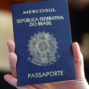 Resultado de imagem para passaporte mercosul