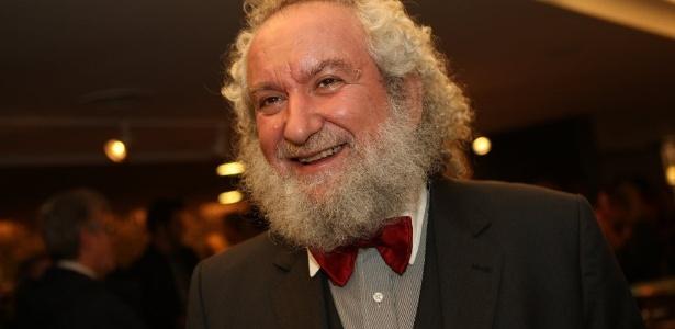 José Luiz Goldfarb. curador do Jabuti, durante Festival de Cinema Judaico de São Paulo (6/8/12) - Zanone Fraissat - Folhapress / MONICA BERGAMO