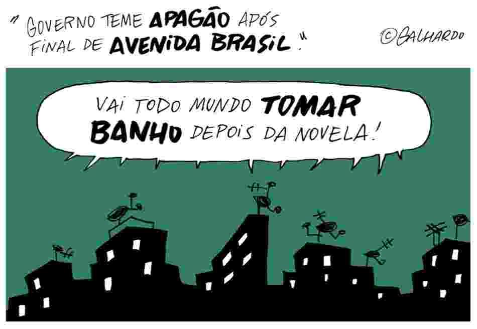"""""""Avenida Brasil"""" por Caco Galhardo - Caco Galhardo"""