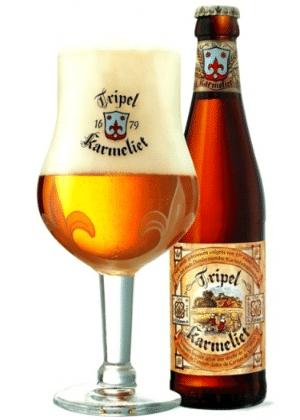 A belga Tripel Karmeliet: taça exclusiva para perfeita apreciação