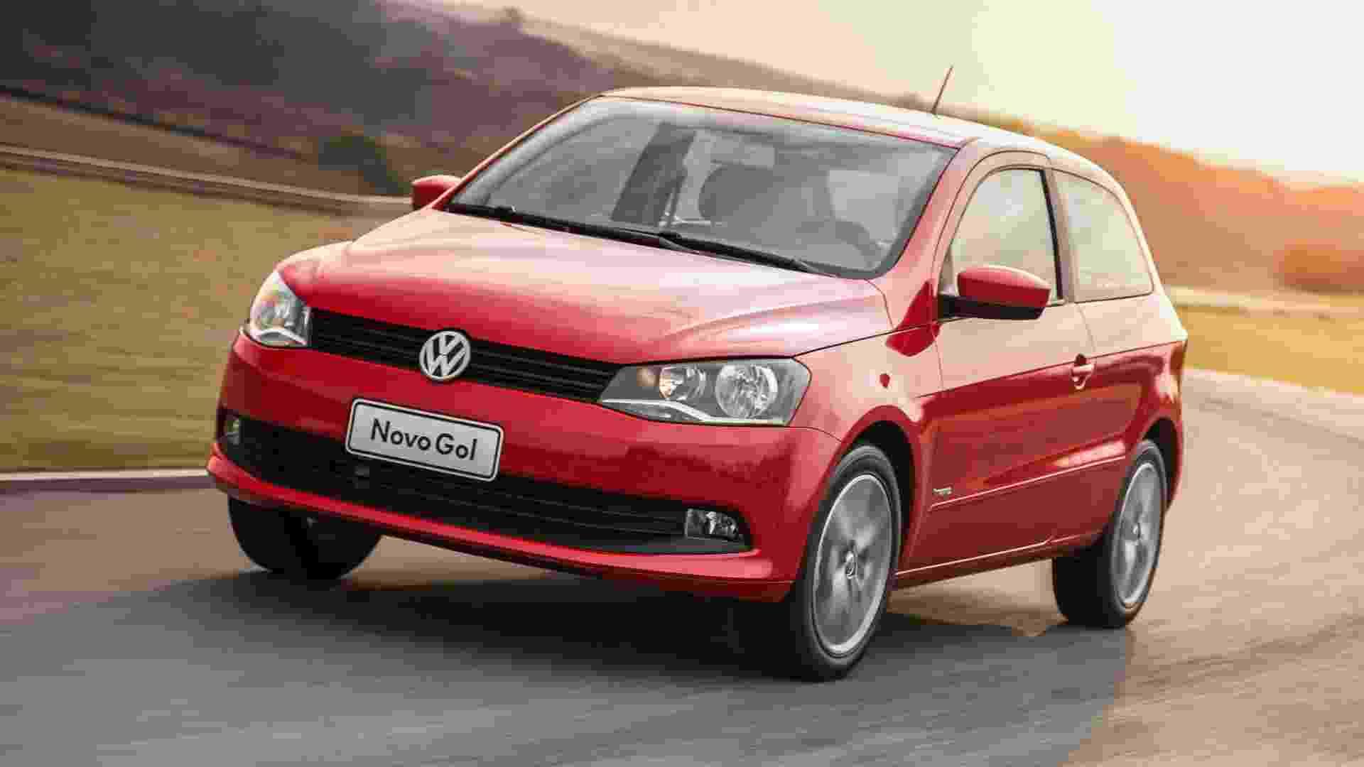 Volkswagen Gol duas portas - André Deliberato/UOL