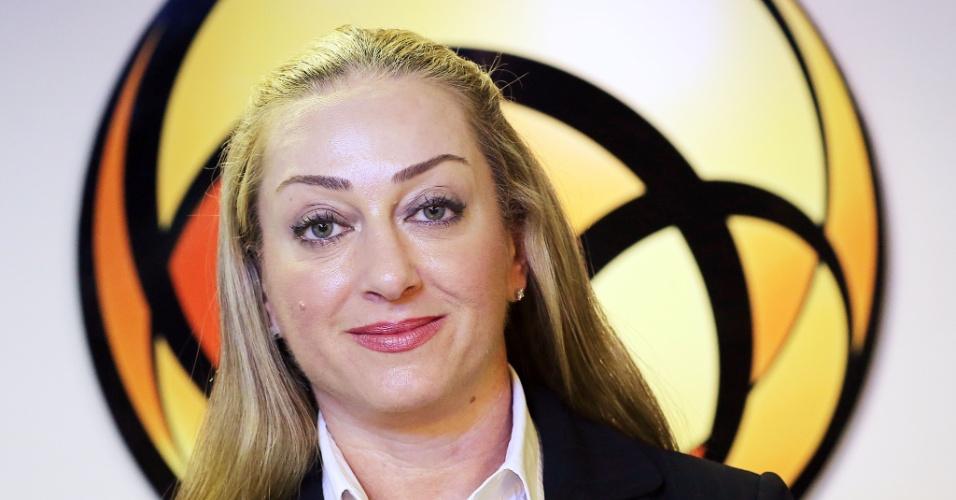 22.out.2012 - A advogada criminalista Carla Rahal Benedetti