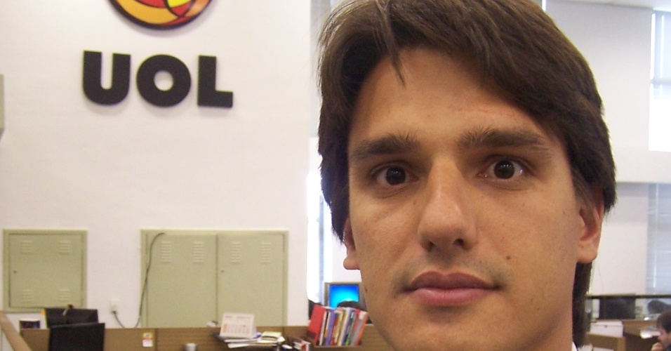 22.out.2012 - O advogado criminalista Fábio Lucato