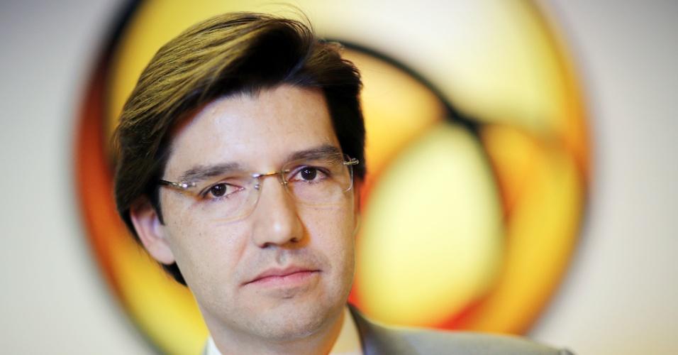 22.out.2012 - O advogado criminalista Gustavo Badaró