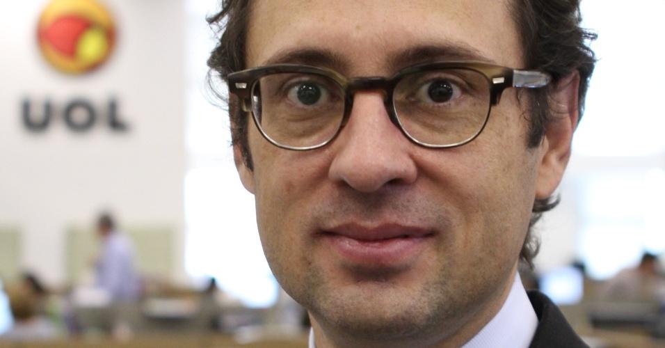 22.out.2012 - O advogado Roberto Baptista Dias da Silva