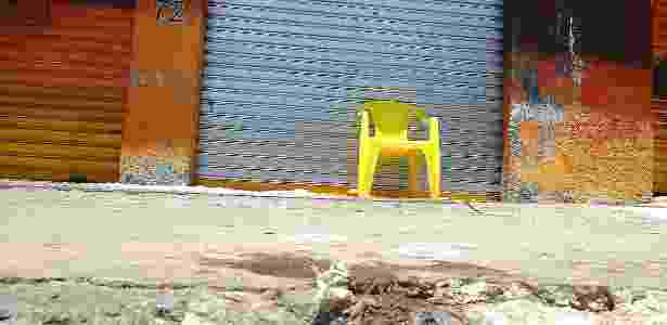 Três pessoas morreram e 5 ficaram feridas em uma chacina em Osasco (SP) em 2012 - Renato Silvestre / Parceiro / Agência O Globo