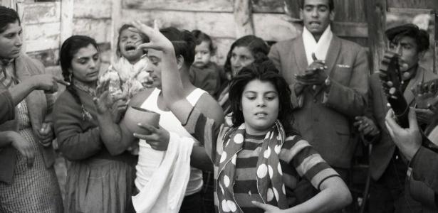 """Imagem da exposição """"Vidas Ciganas"""", que conta a história da minoria mais antiga da Espanha - Isabel Hernángez"""