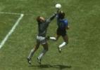 Maradona diz que tecnologia anularia gol 'com a mão de Deus' em 1986
