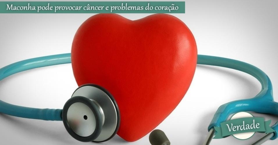 Coração, exames, estetoscópio