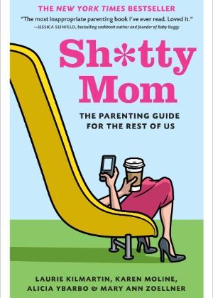 Capa do livro: com humor, autoras tentam mostrar que é importante preservar um tempo para si mesma - Divulgação