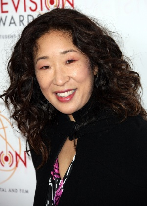 A atriz Sandra Oh - Getty Images