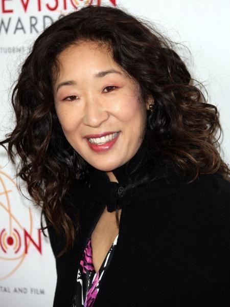 A atriz Sandra Oh