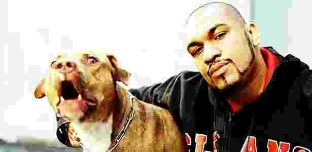 O rapper Pregador Luo ficou conhecido por músicas feitas para os astros do MMA - Divulgação