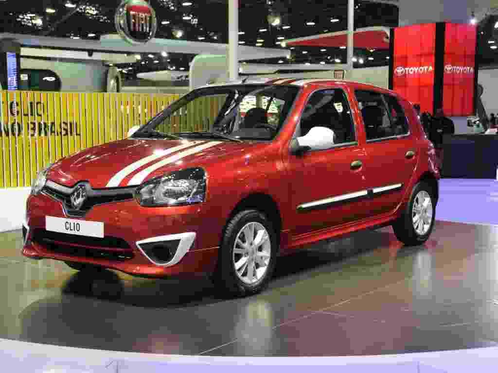 Renault Clio - Murilo Góes/UOL