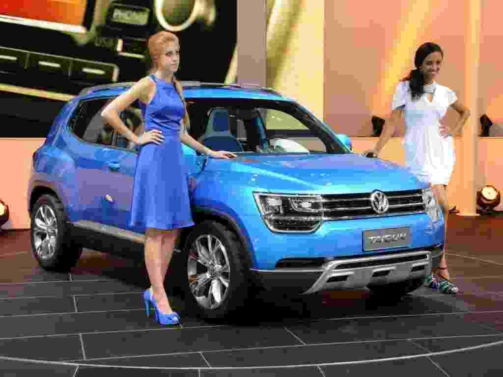 Volkswagen Taigun Concept - Murilo Góes/UOL