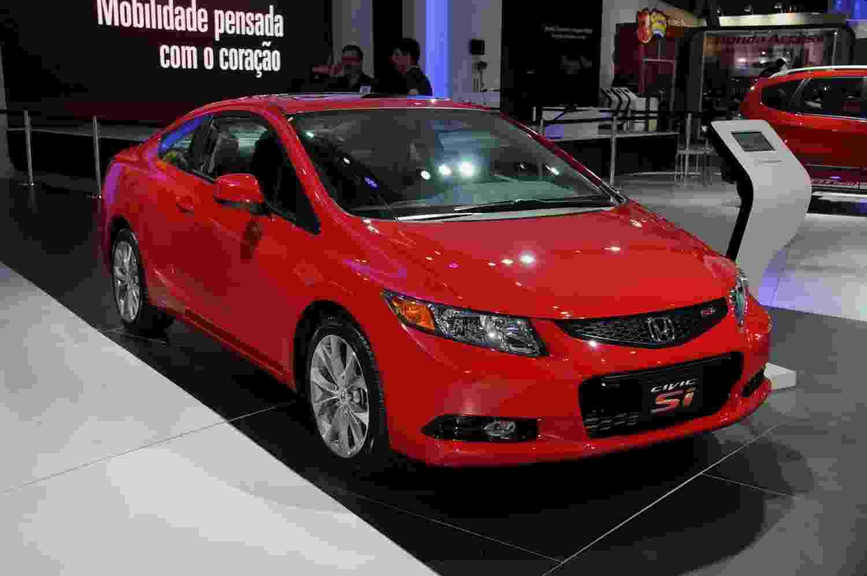 Honda Civic Si - Murilo Góes/UOL