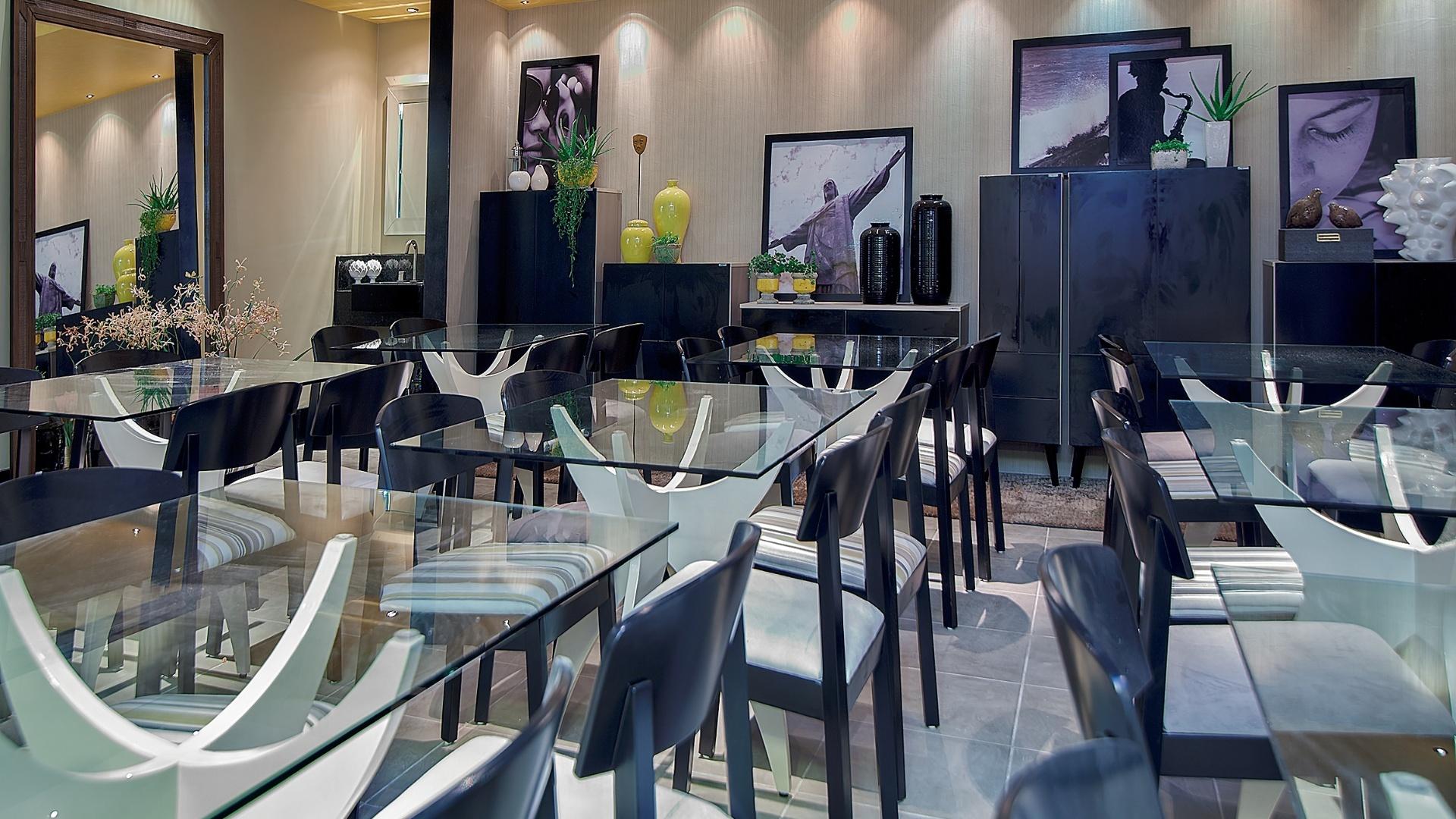 Igor Tairo assina o Sushi com Terraço. A Casa Cor Pará, edição 2012, segue em cartaz até dia 25 de novembro. A mostra tem lugar na Av. Conselheiro Furtado, 100, em Belém