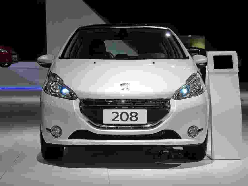 Peugeot  208 - Murilo Góes/UOL