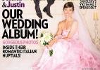Qual foi a noiva mais bonita de 2012? - Revista People/Reprodução