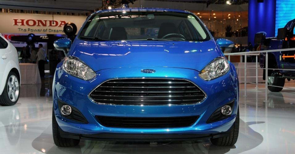 Ford New Fiesta Titanium