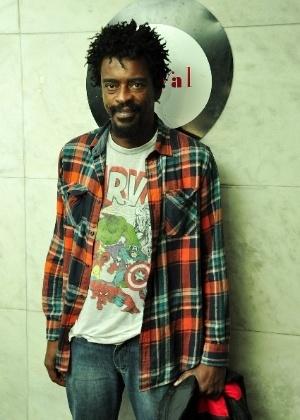 Seu Jorge disse já ter acertado com uma produtora para fazer o papel de Jimi Hendrix no cinema