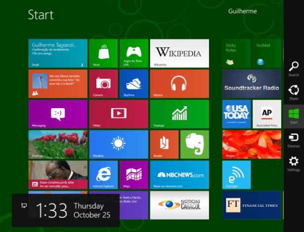 Veja curiosidades sobre os wallpapers que acompanham as versões do Windows