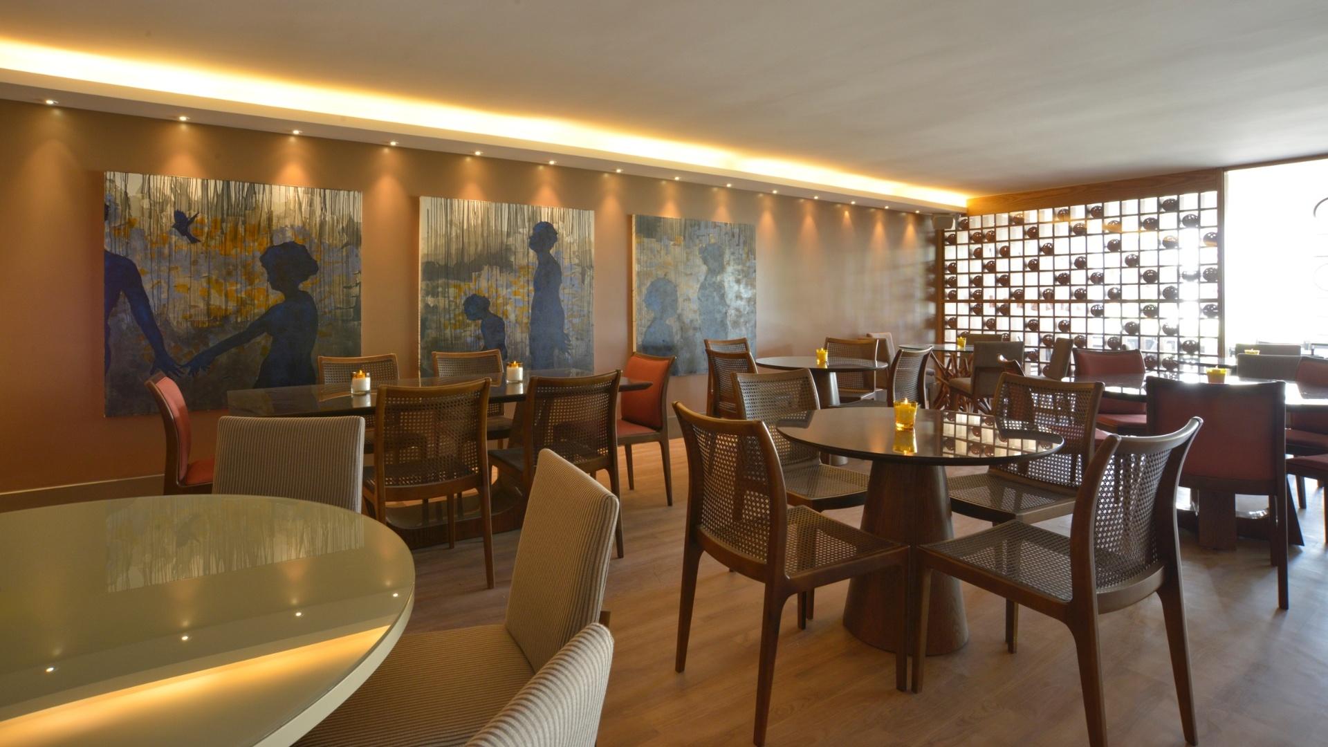 O Restaurante da 14ª Casa Cor CE é uma criação de Neide Barbosa e Denise Bessa. A mostra segue até dia 20 de novembro de 2012, na Praça Portugal, em Fortaleza