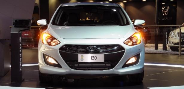 Novo Hyundai i30 e outros dez hatches médios devem agitar a temporada de 2013 - Murilo Góes/UOL