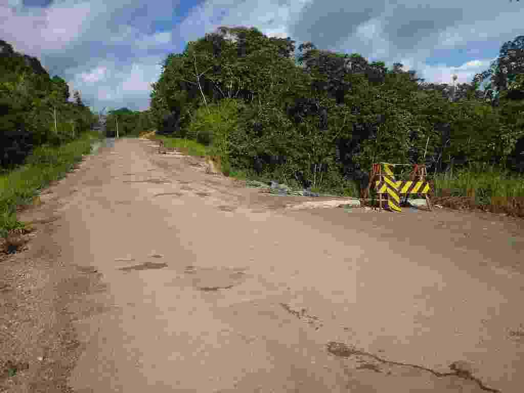 Piores rodovias do Brasil segundo pesquisa da CNT de 2012 - Divulgação/Arquivo CNT