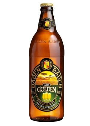 A Baden Baden Golden, de Campos do Jordão (SP), leva assinatura do mestre cervejeiro Carlos Hauser
