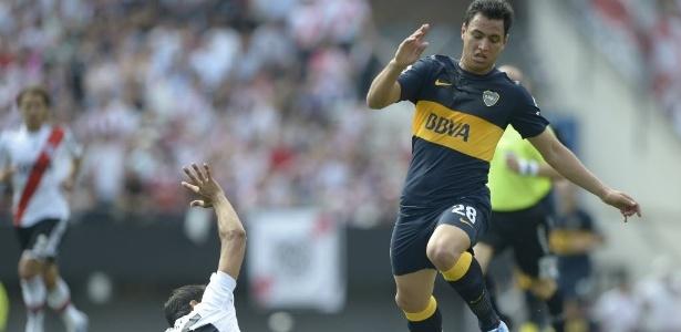Acidente ocorreu em 2014, quando Sánchez Miño defendia o Boca Juniors