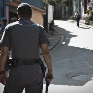 Polícia Militar faz operação na favela Paraisópolis, zona sul de São Paulo