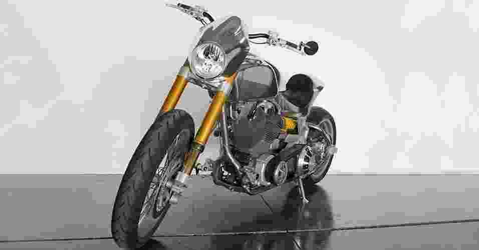 Arch Motorcycle Company KR GT-1 - Divulgação