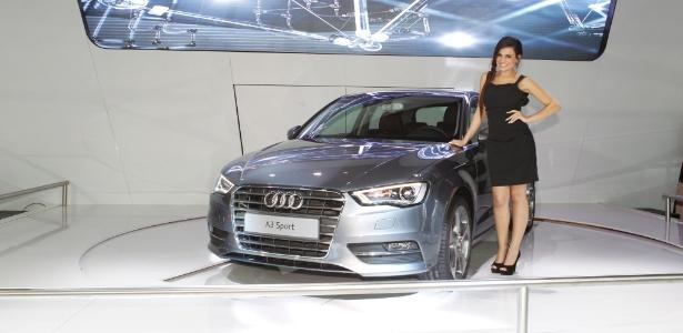 Audi será uma das marcas participantes do Salão de São Paulo 2014 - Almeida Rocha/Folhapress