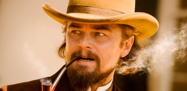 """O ator Leonardo DiCaprio está no elenco de """"Django Livre"""", novo filme de Quentin Tarantino - Divulgação/Sony Pictures"""