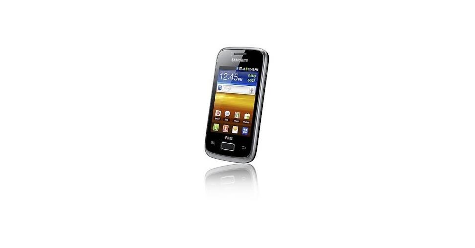 O Samsung Galaxy Y Duos possui tela de 3,14 polegadas, Android versão 2.3 e câmera de 3 megapixels. O aparelho possui manuseio agradável, mas algumas configurações são complicadas. O preço sugerido do smartphone é R$ 600