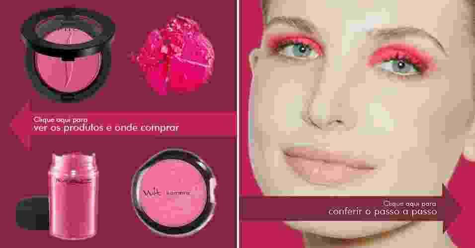 sombra pink - abertura - Montagem/Haroldo Saboia/UOL