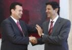 Kassab convida prefeito eleito para viagem a Paris com Dilma - Marcos Bezerra/Futura Press/Estadão Conteúdo