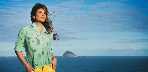 "Cristiana Oliveira posa para a revista ""Contigo!"" (31/10/2012)"