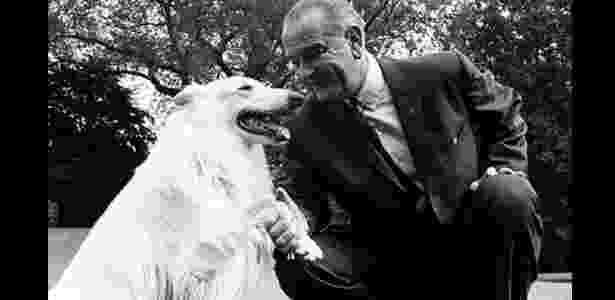 Lyndon Johnson - Yoichi R. Okamoto/Presidential Pet Museum - Yoichi R. Okamoto/Presidential Pet Museum