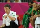 """Magnano deixa para trás derrota para a Argentina na Olimpíada: """"Não adianta ficar batendo nisso"""""""