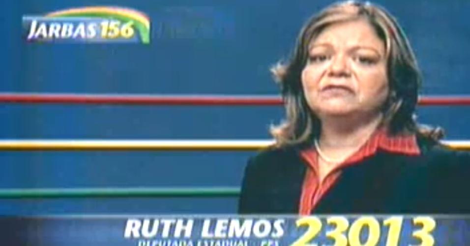 Ruth Lemos, que ficou famosa no YouTube, tentou se candidatar ao cargo de deputada estadual