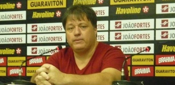 Anderson Barros trabalhou no Botafogo entre os anos de 2010 e 2012