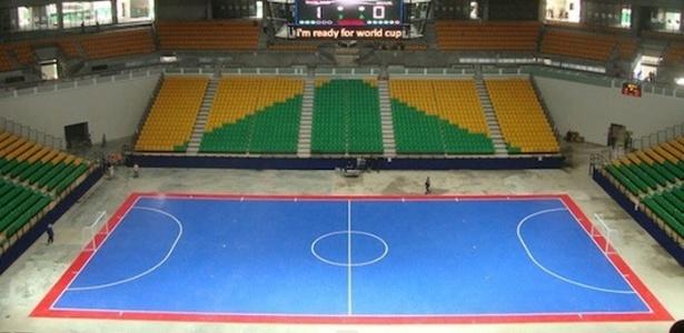 3fca65ab49495 Bangkok Arena ainda não está pronta. Organizadores culpam chuvas e  inundações