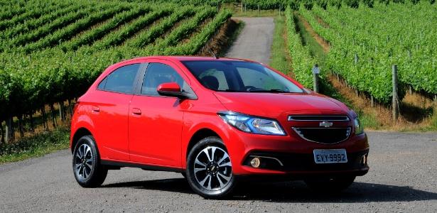 Chevrolet Onix tem o seu valor entre os modelos compactos lançados este ano - Divulgação