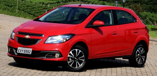 Chevrolet Onix: bom desempenho já no segundo mês nas concessionárias